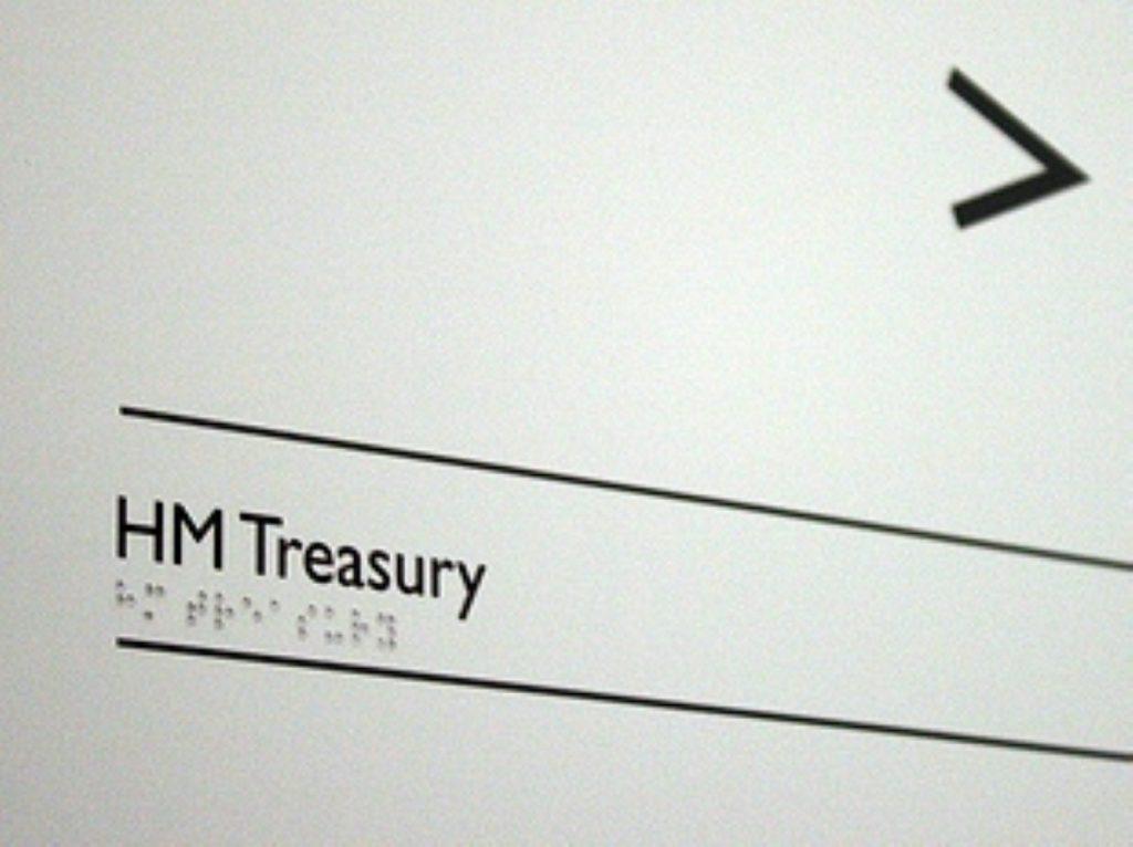 Treasury imposes huge cuts on Whitehall departments