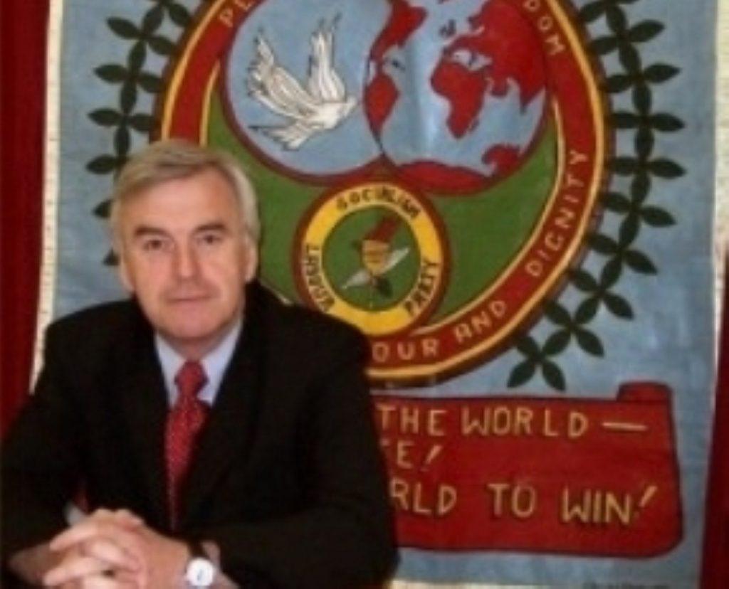 John McDonnell could step aside for Diane Abbott
