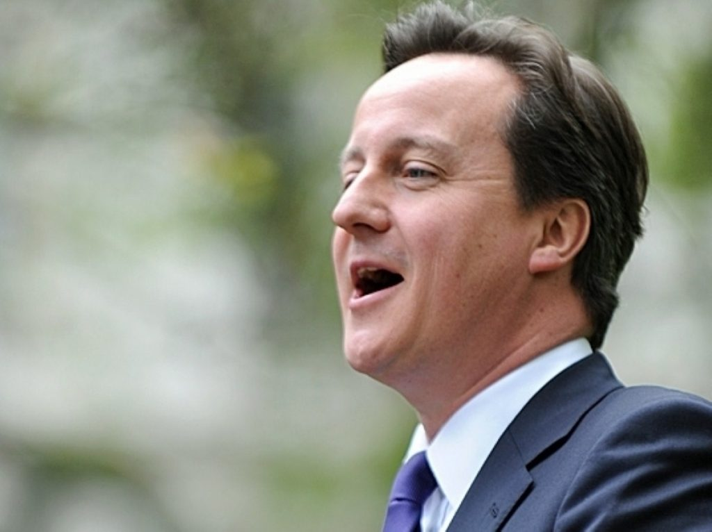 David Cameron says he wants to stay in No 10 as a Tory PM until 2020