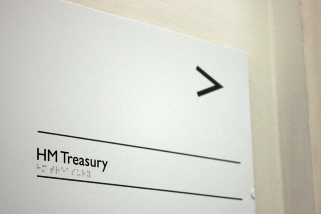 Treasury negotiations taking place today