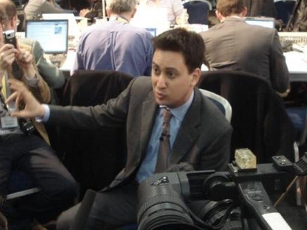 Miliband: We were too draconian