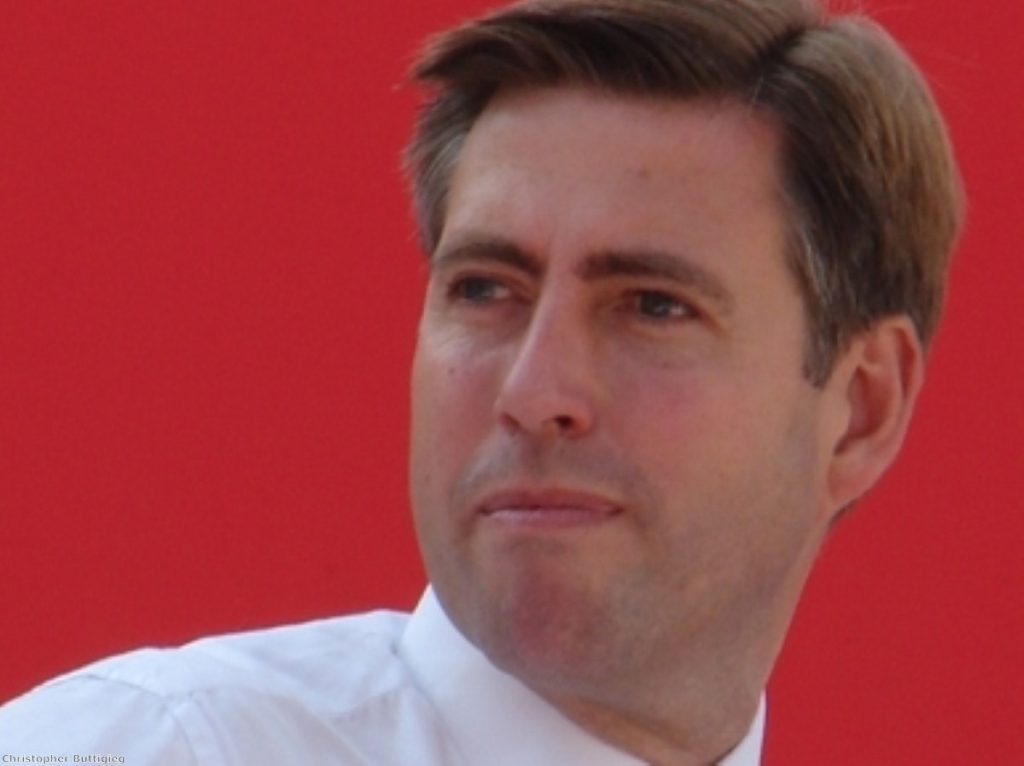 Graham Brady is the new chairman of the 1922 Committee