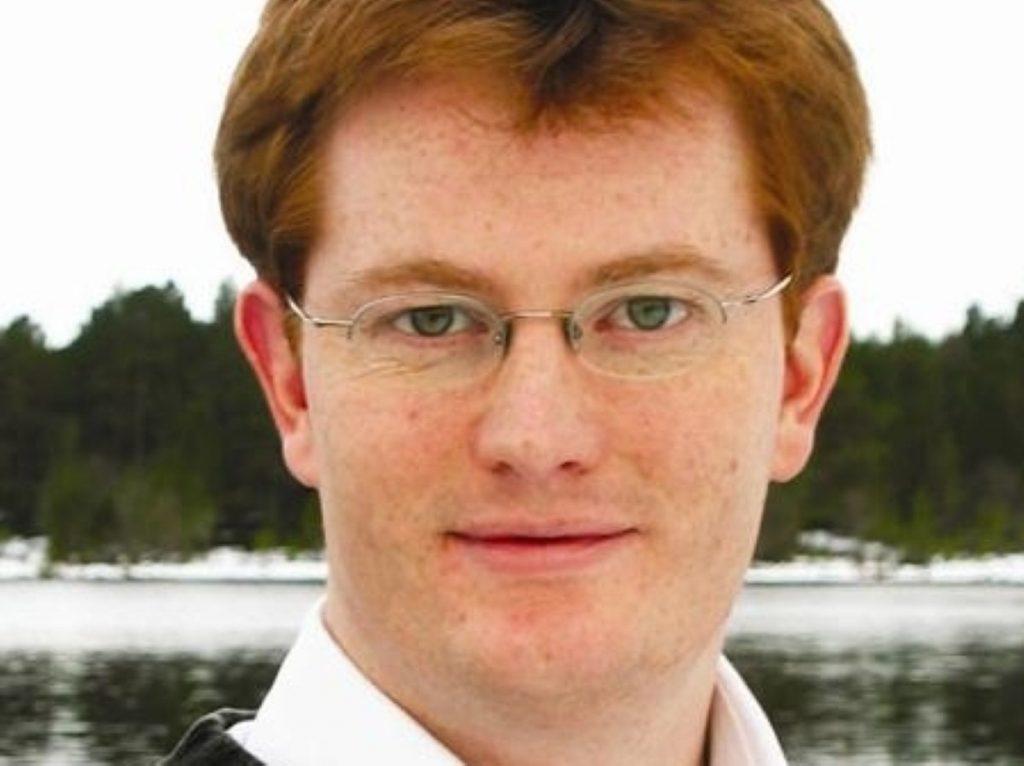 Danny Alexander is the new chief secretary to the Treasury