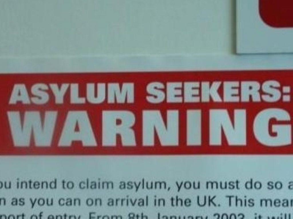 Asylum: Tough times ahead?
