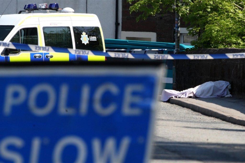 Police are investigating 30 crime scenes