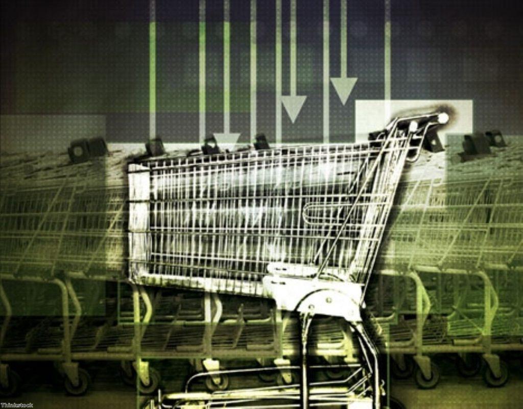 Nick Clegg slaps down Jeremy Browne over shopping trolley jibe