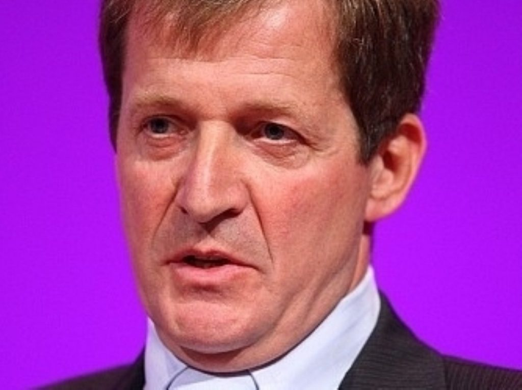 Alistair Campbell is promoting gthe first volume of his diaries, 'Prelude to Power'