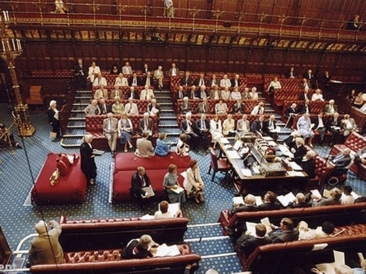 Lords reform struggle will be intensely political in coming days