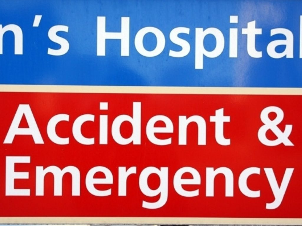 Andrew Lansley's first big speech addresses hospital readmissions