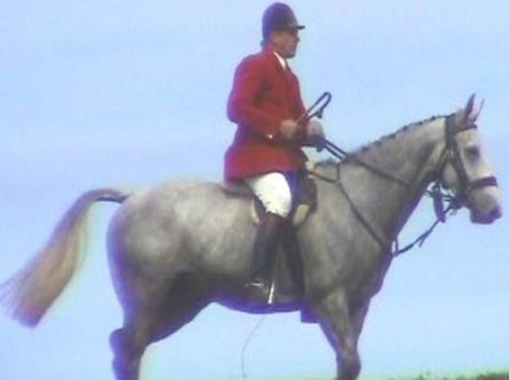 Making a return? Hunting could be back if a free vote takes place - but it's unlikely