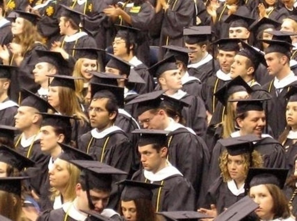 Diminishing returns? Early evidence hints at reduced university applications.