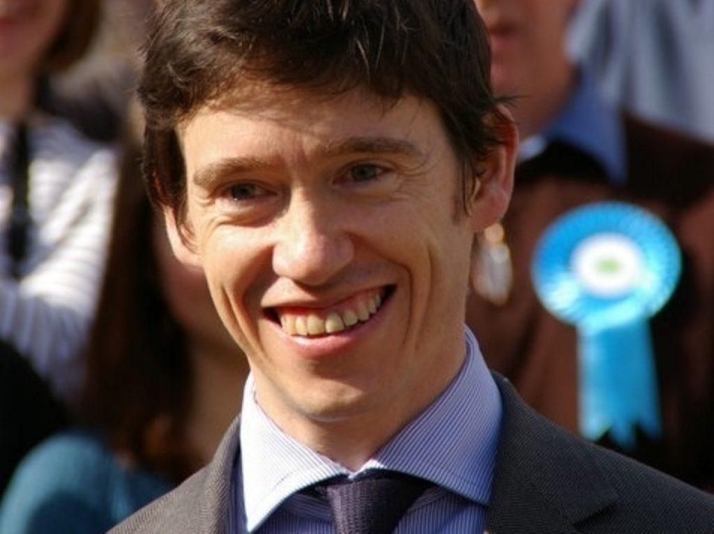 Rory Stewart is the new Conservative MP for Penrith and the Border