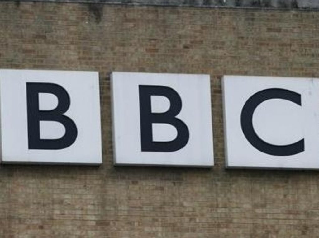 Trouble at the beeb: News programmes, including Today, have been cancelled