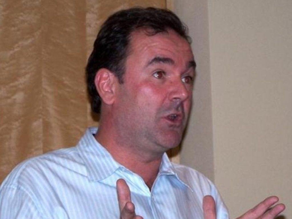 Jon Cruddas, MP for Dagenham