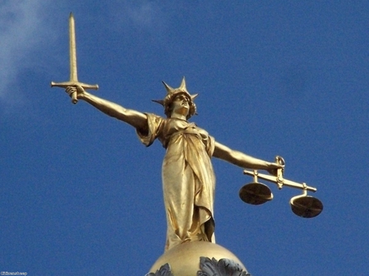 The price of justice? Thousands of jobs are expected to be lost from the MoJ.