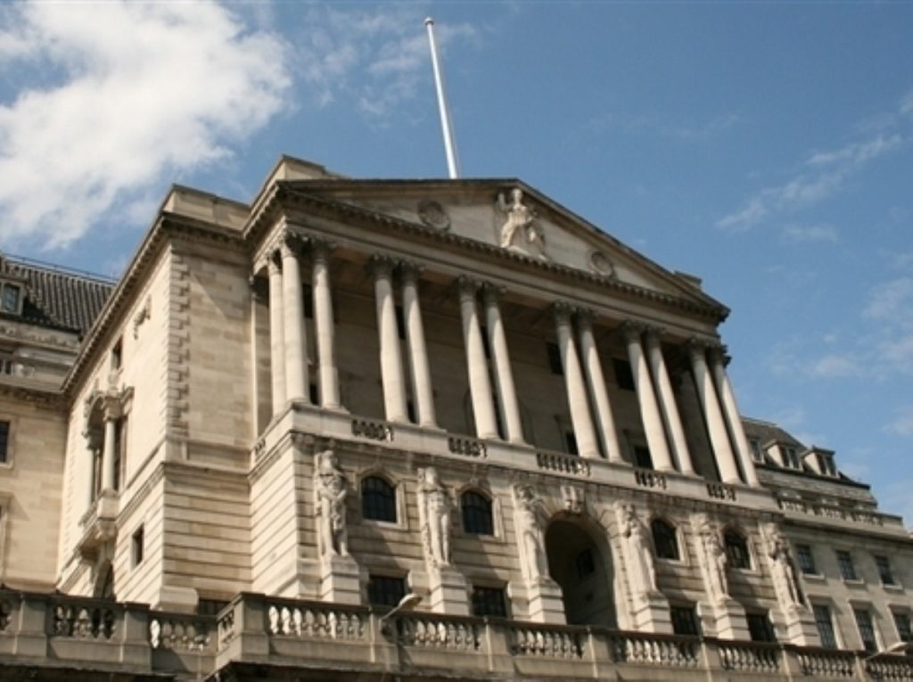 Bank of England to have regulatory powers restored