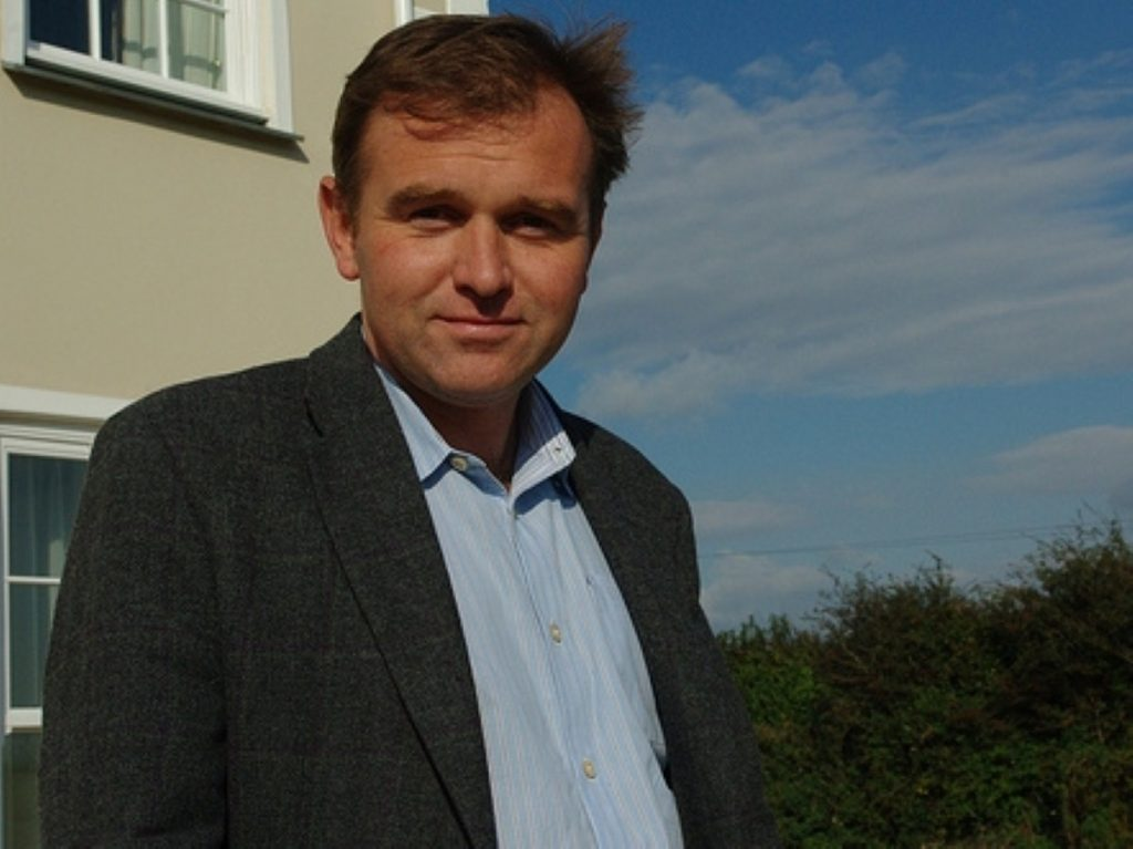 George Eustice is the Conservative MP for Camborne and Redruth