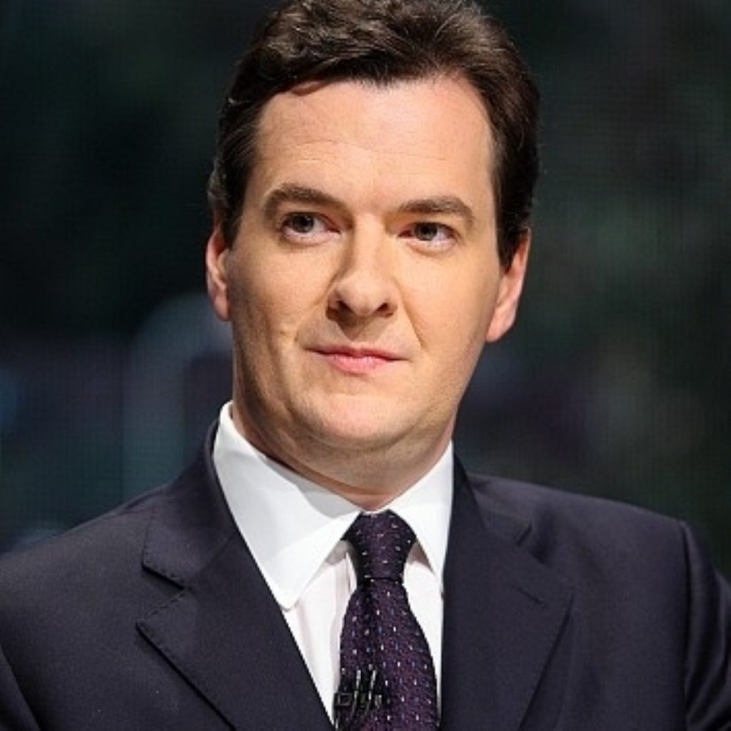Feeling cocky? Osborne may be able to survive a downgrade without too much economic damage