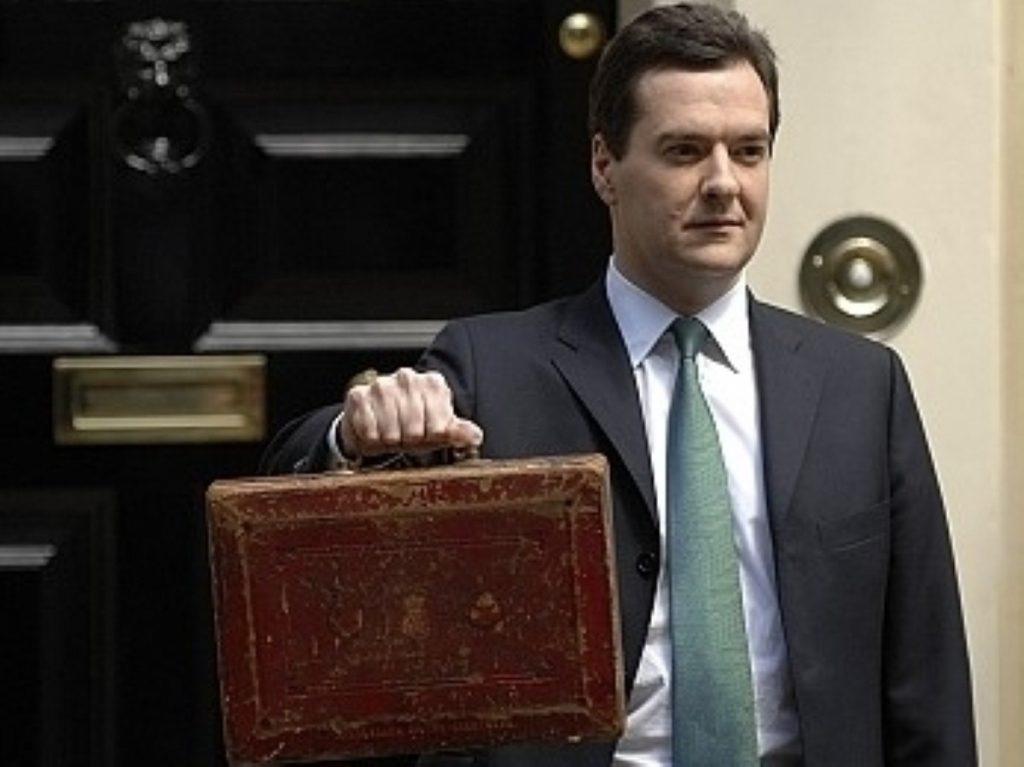 George Osborne's emergency Budget raises VAT to 20%