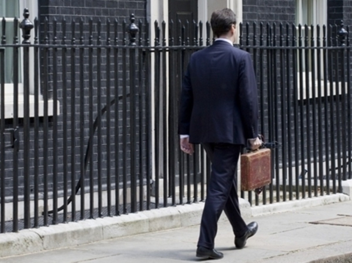 George Osborne: On the slow road to recovery