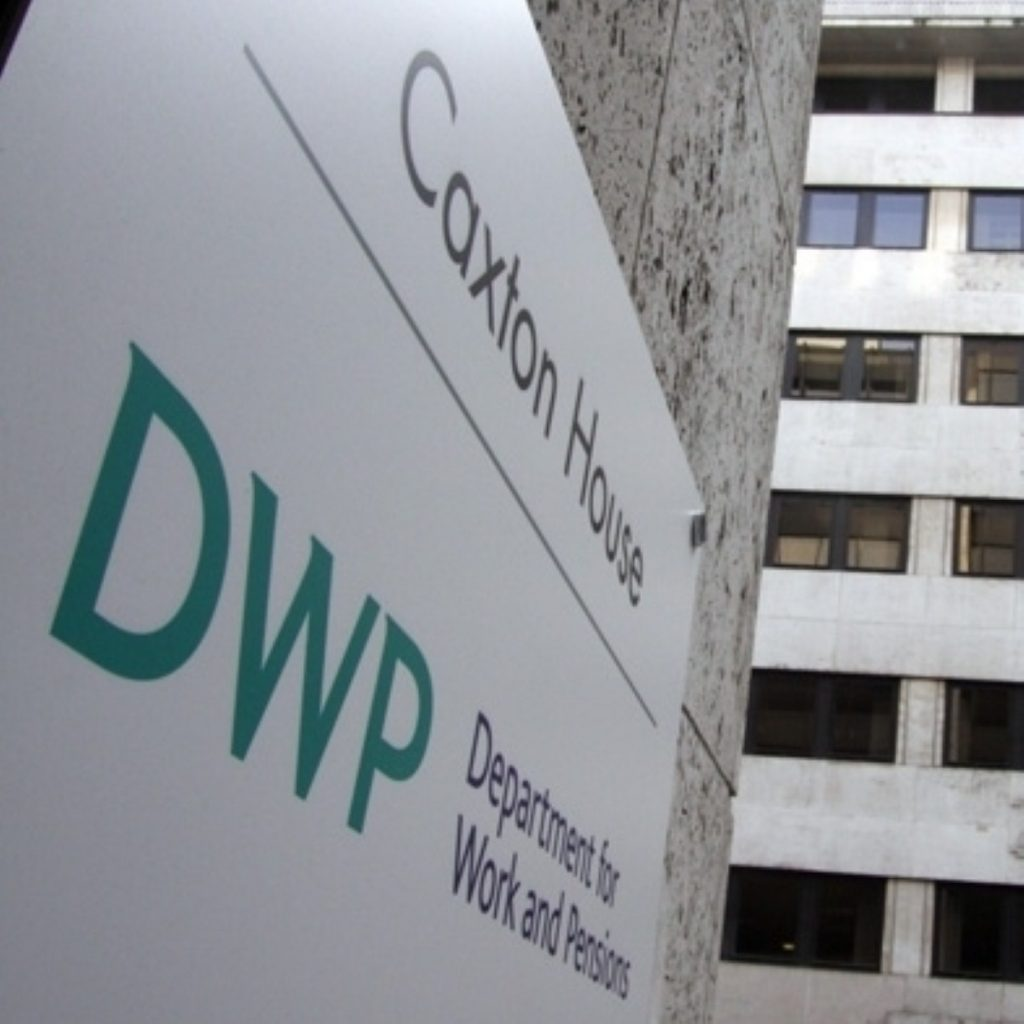 Not much evidence of progress at the DWP