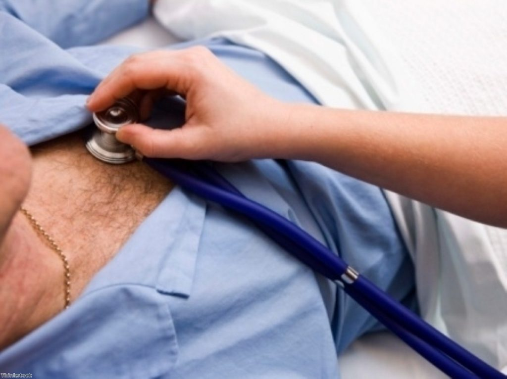Jeremy Hunt accepts NHS standards remain inconsistent