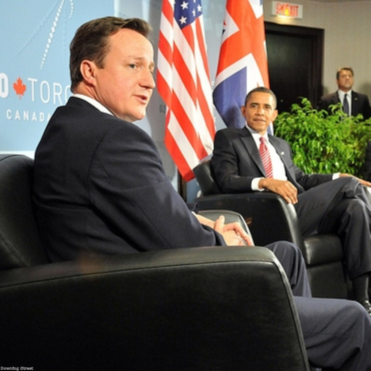 Putting it all at risk? US might not care so much if UK left EU