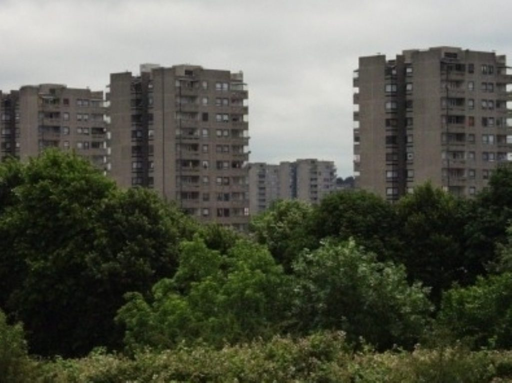 Residents on estates often have little say in regeneration plans