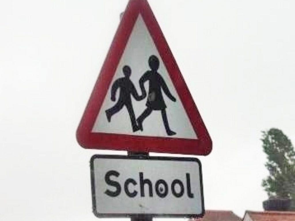School building programmes halted
