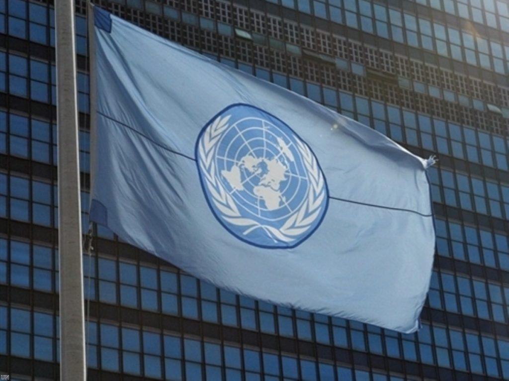 Draft resolution is being prepared at the UN by Britain and France