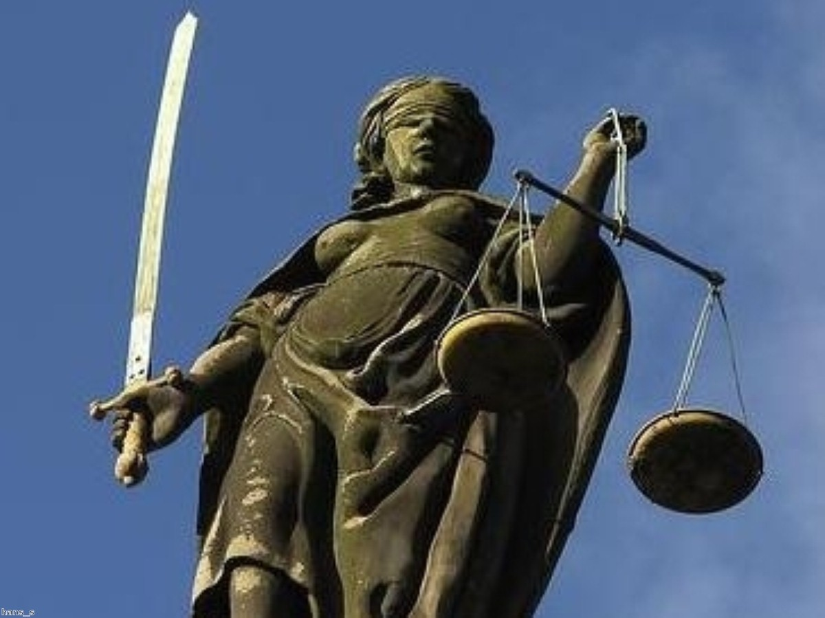 Justice for all: Judges found Grayling's move would have ended equality under the law