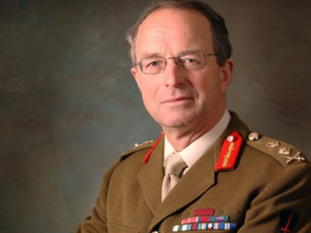 General David Richards, the next chief of the defence staff, could be given greater powers than his predecessors