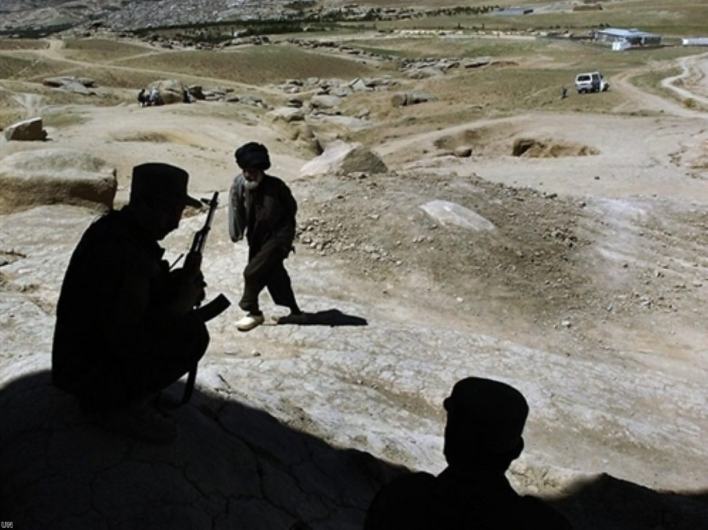 Afghans set to receive more UK aid