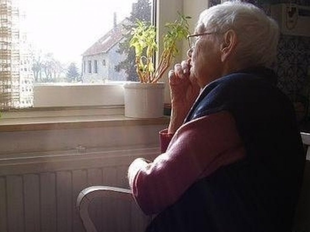 Elderly left 'helpless' in current care system