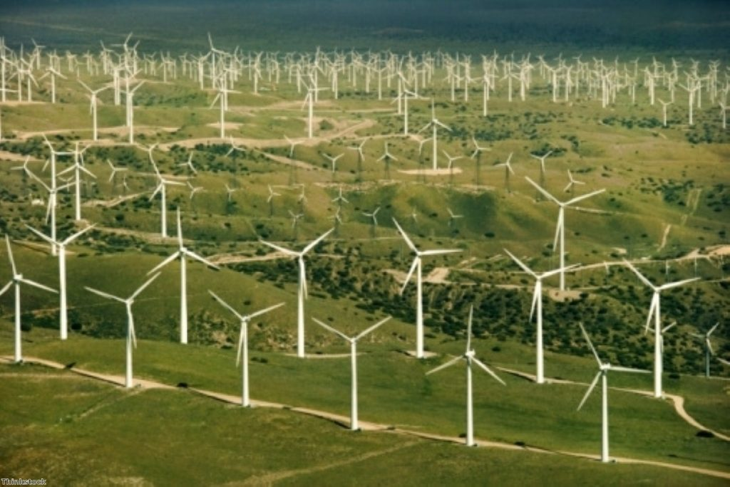 MPs said more incentives are needed for green energy investment
