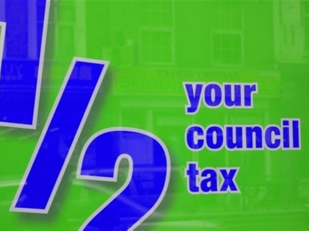 Council tax referenda could be introduced from March 2012