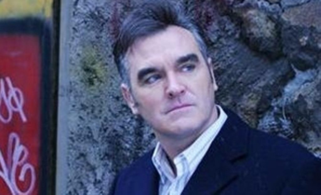 Stop Me If You Think You've Heard This One Before: Morrissey in controversial political statement shock