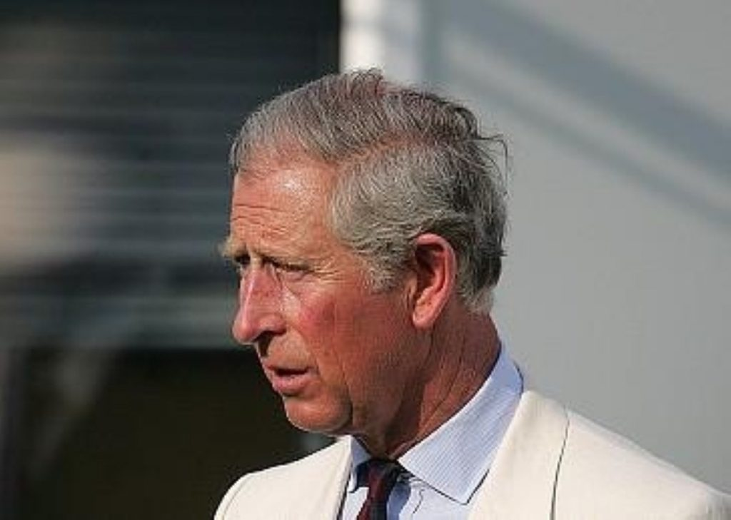 Prince Charles has met ministers on 36 occasions since the 2010 general election