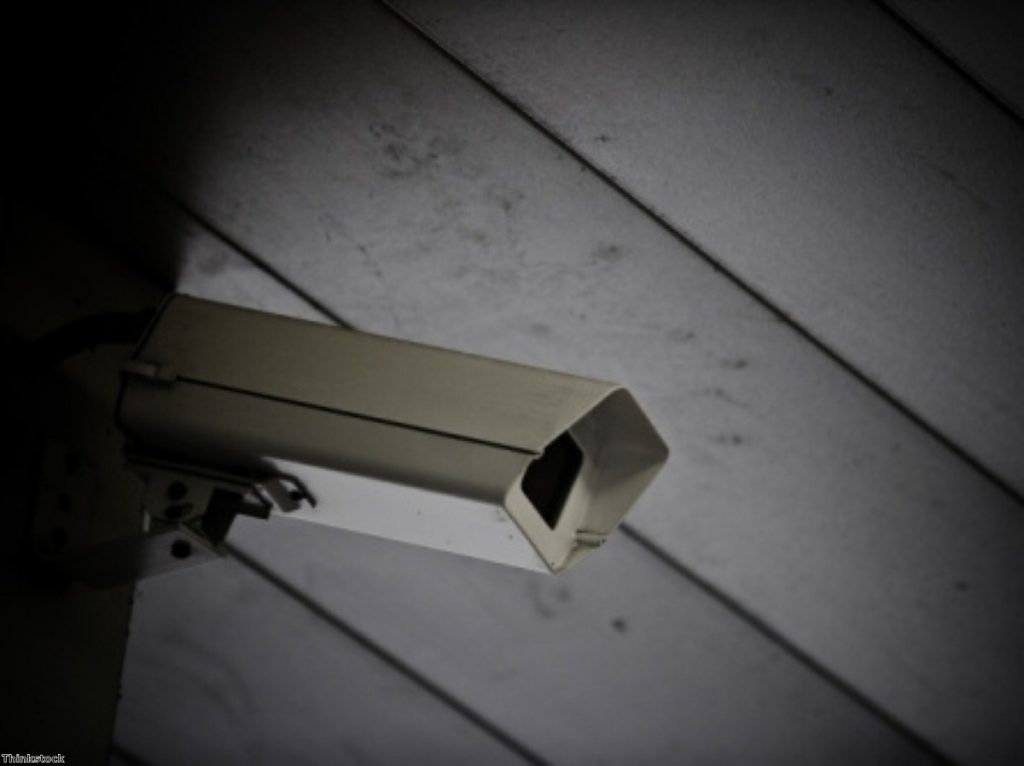 CCTV stigmatised communities, police chief admits