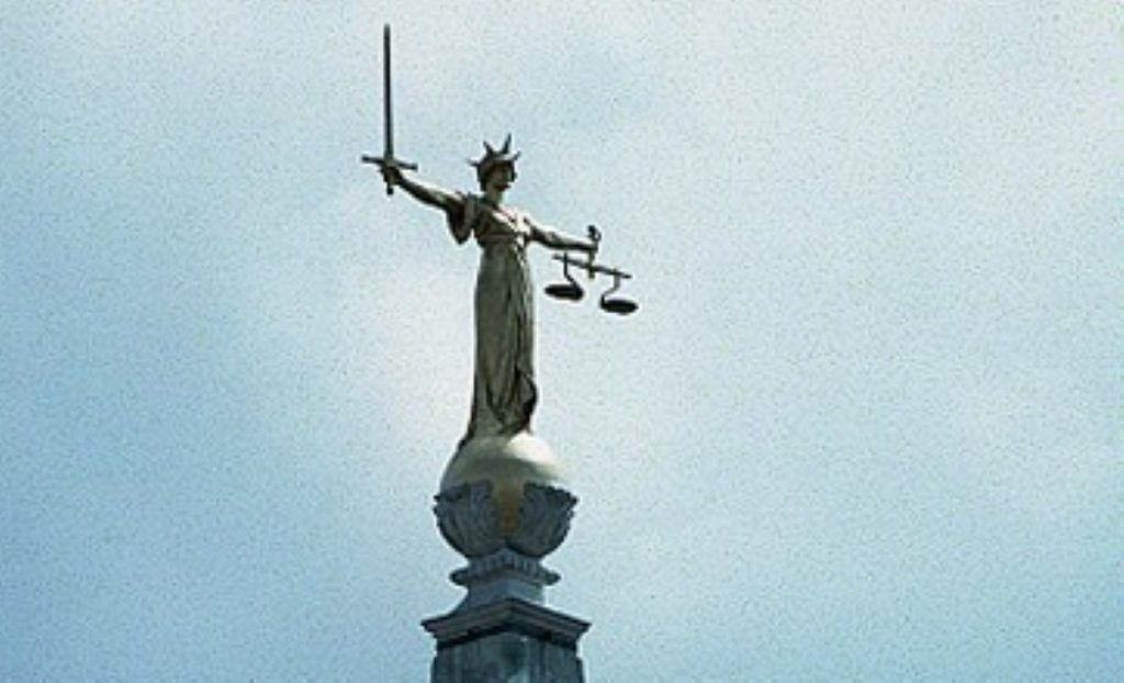 Review into legal aid was cancelled