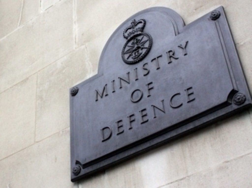 Even more cutbacks at the MoD