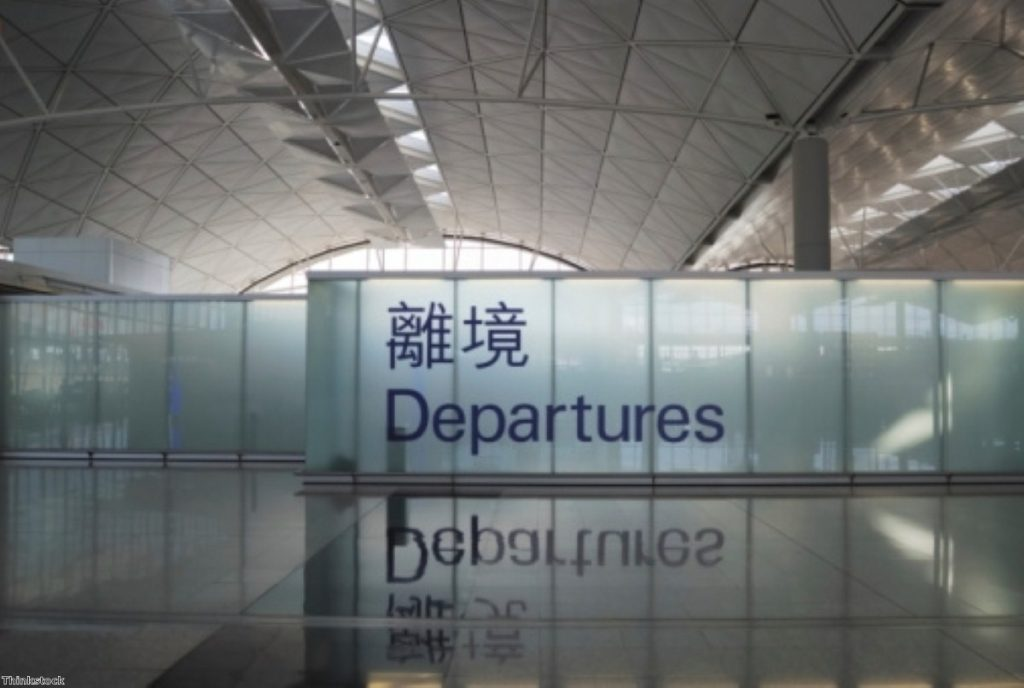 May and Hunt row over Chinese visa liberalisation