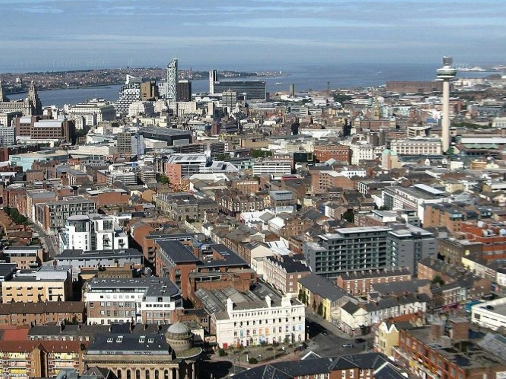 Liverpool - a city where Lib Dems have reason to be jittery - hosts the party's autumn conference