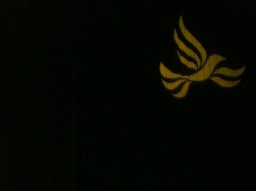 Another black day for the Liberal Democrats