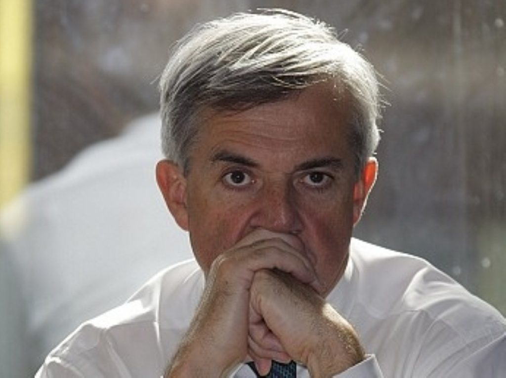 Chris Huhne issues a stark warning to Conservative right-wingers in his conference speech.