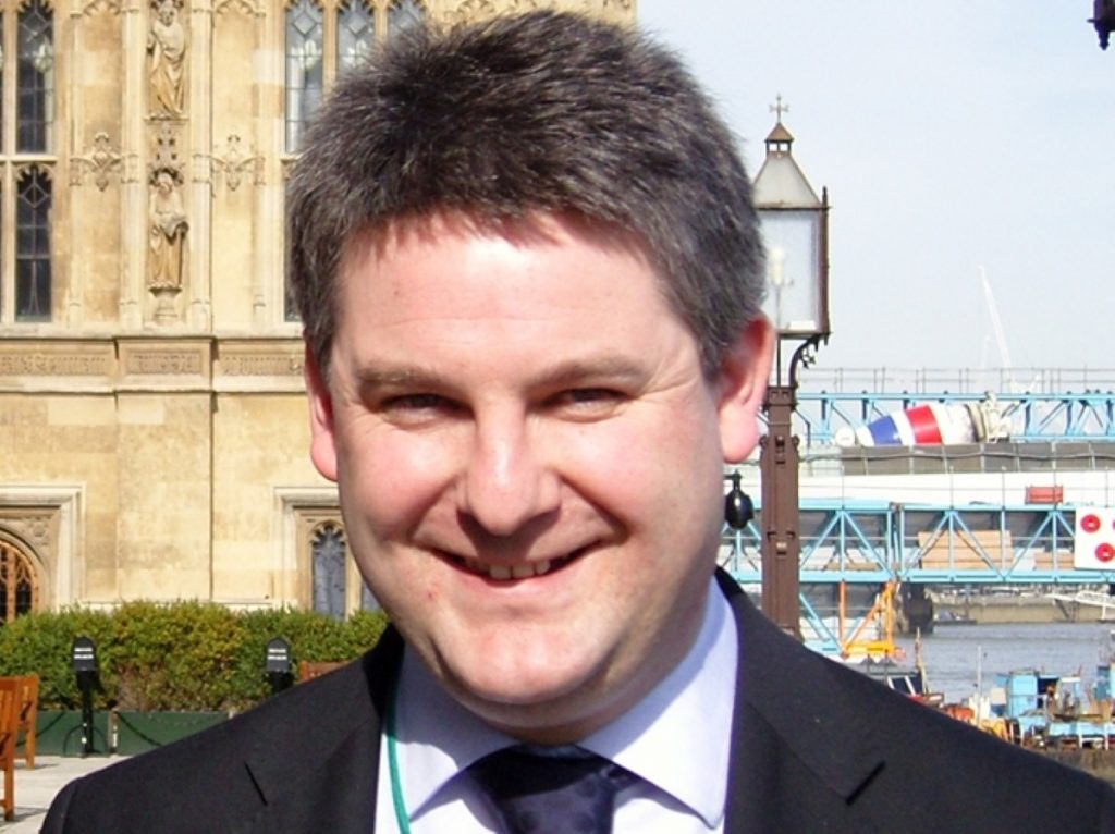 "Philip Davies MP: ""Refugees who have made it into the EU are already safe and we can't make them any safer"""