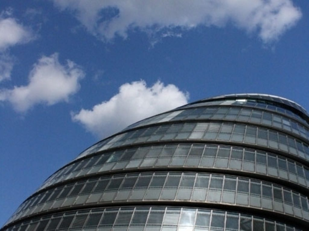 London's City Hall: not in the bag for Labour