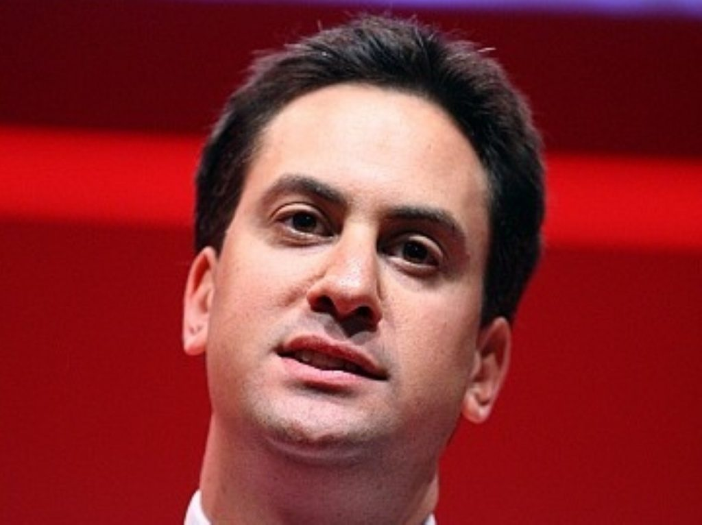 Struggling to be heard? Labour's lead remains stubborn and vulnerable.