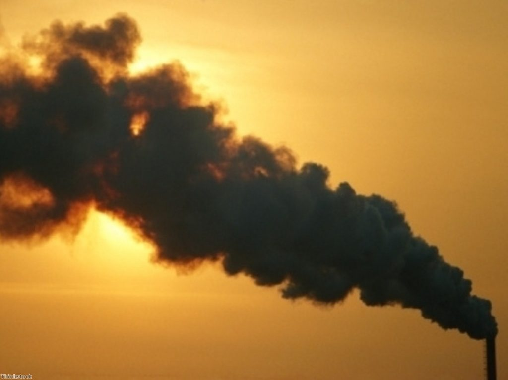 Climate change campaigners' fortunes dipped in 2012, Natalie Bennett says