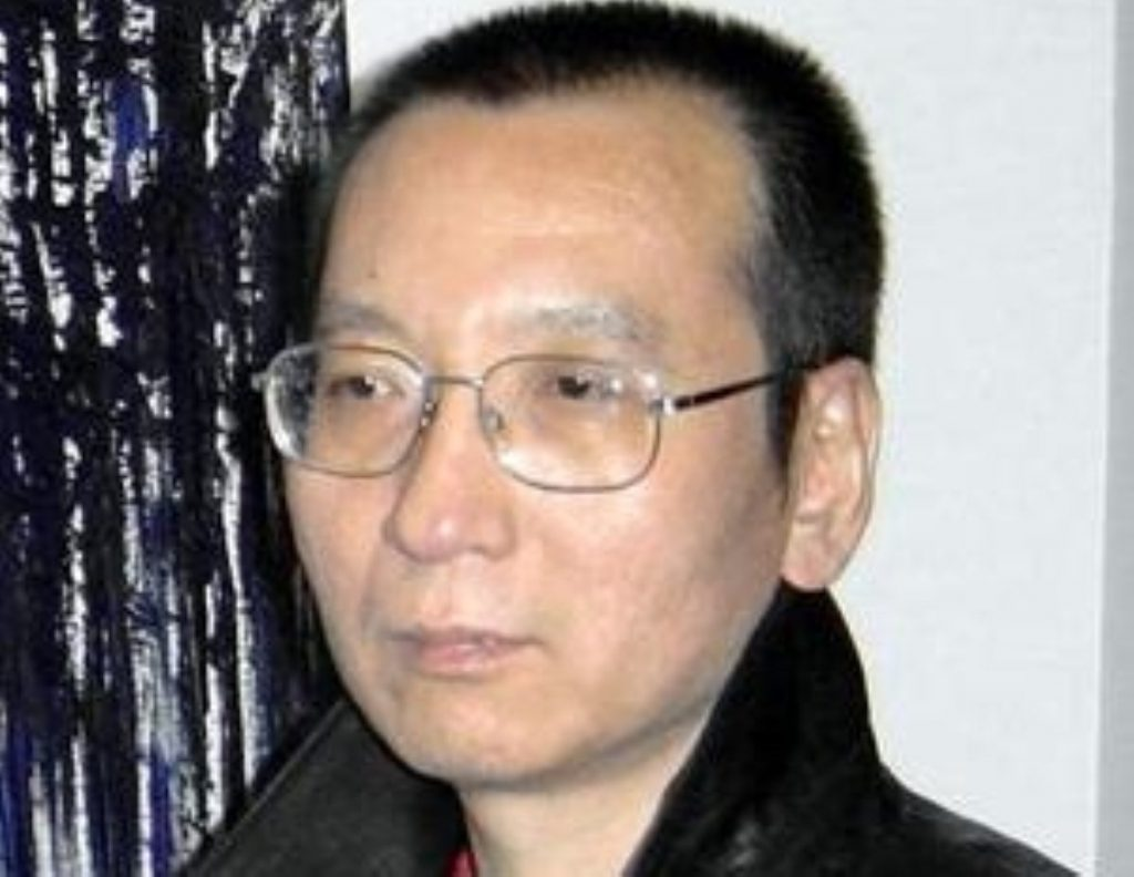 Liu Xiaobo is currently serving an 11-year jail sentence